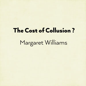 The Cost of Collusion
