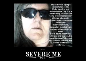 Severe ME Day 2015