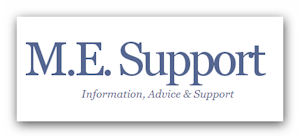ME Support Logo